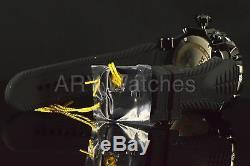 20399 Invicta 52MM Venom Sea Dragon Swiss Black Chronograph MOP Dial Strap Watch