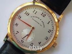 A. Lange & Sohne 1815 18K Rose Gold