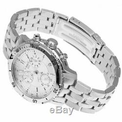 Brand New Tissot T067.417.11.031.00 PRS 200 Chronograph Silver Dial Men's Watch