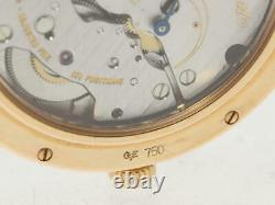 Breguet Classic 5907 18K Pink Gold Silver Dial Automatic Men's Watch 570900