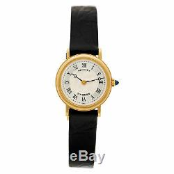 Breguet Classique 1355 A 18k yellow gold Silver dial 24mm Manual watch