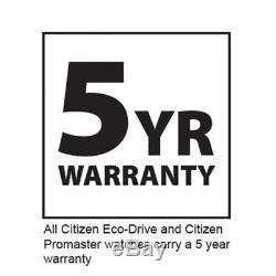 Citizen Eco-Drive Promaster Sea Mens 200m Dive Watch. ISO 6425 Cert BN0193-17E