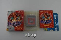Complete Japanese Pokemon GameBoy Set Green Red Blue Yellow Gold Silver Crystal