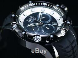 NEW Invicta 52mm Men VENOM Sea Dragon 2 Swiss Chrono Black MOP High Polish Watch