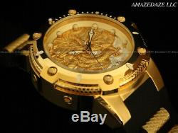 NEW Invicta Men's 52mm Speedway Dragon 24 Jewels Automatic Stainless Steel Watch