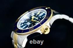 New Glycine 42mm Combat Sub Swiss Automatic Sapphire Diver Watch, Gl0081, 3908