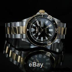 New! Invicta 7045 Men's Signature Collection Pro Diver Two-Tone Automatic Watch
