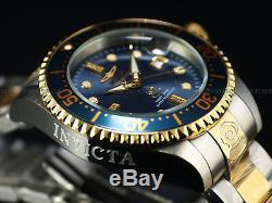 New Invicta Mens 300M Diamond Grand Diver Automatic Lim. Ed. Payne Gray TT Watch