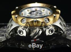 RARE Invicta Reserve 52mm Venom Hybrid Master Calendar Swiss Chronograph Watch