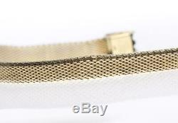 ROLEX Orchid 18K Yellow Gold Silver Dial Hand Winding Ladies Watch 538919
