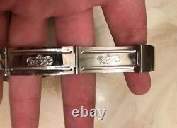 Rolex 16233 Datejust Diamond Dial Two Tone Automatic Men's Watch