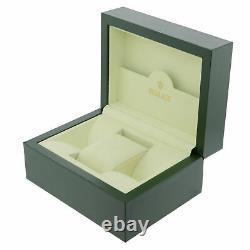 Rolex Datejust 41 Steel 18K Yellow Gold Champagne Diamond Dial Mens Watch 126333
