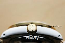 Rolex Ladies 2 Tone Datejust 18k Yellow Gold & Stainless Steel Quickset Watch