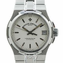 Vacheron Constantin Overseas 42052 Automatic Stainless-Steel Men's Watch 35mm