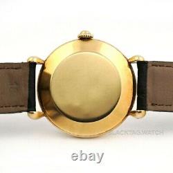 Vacheron Constantin Vintage Yellow Gold Wristwatch c. 1950's